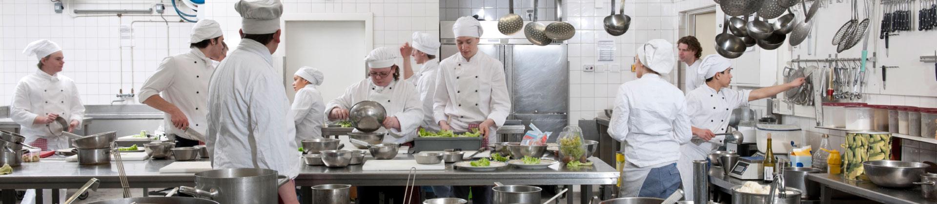 Higienizaci n industrial stelgrup for Procedimiento de cocina