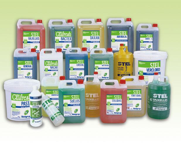 Higienizaci n industrial stelgrup for Productos limpieza cocina